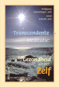 Boek over transcedente meditatie- gezondheid uit het zelf